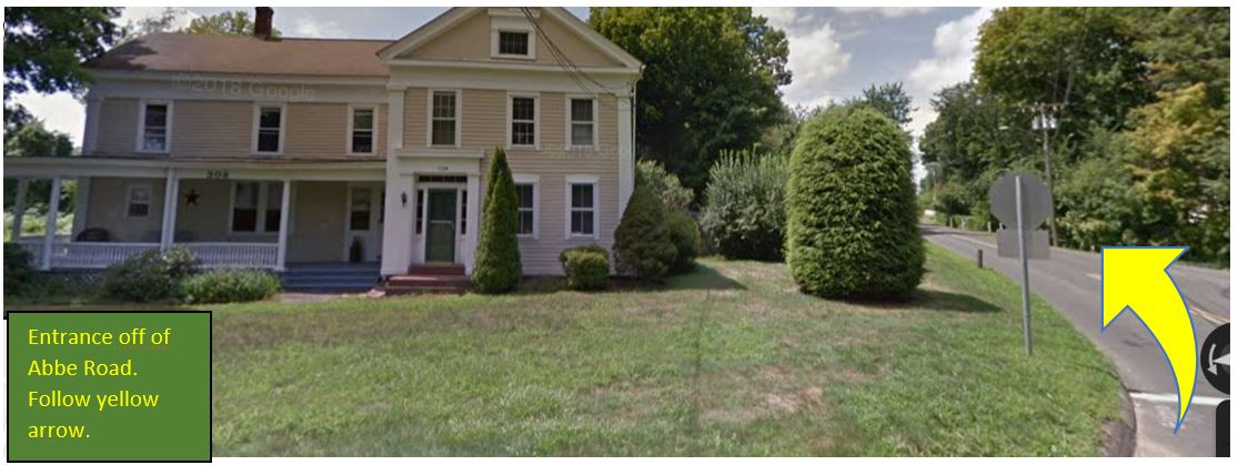House view arrow